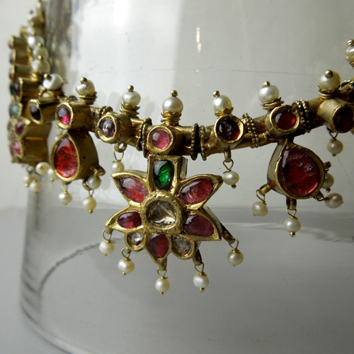 Rajastan antique necklace